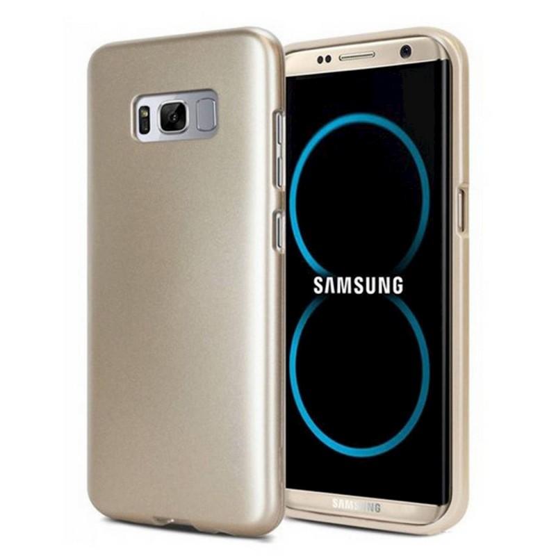 Goospery Case για Samsung SM-G955F Galaxy S8+ Χρυσαφί by Mercury