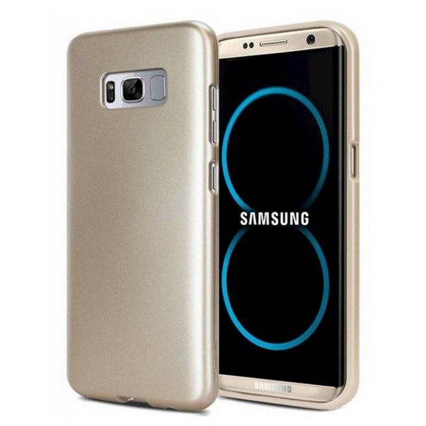 Goospery Case για Samsung SM-G955F Galaxy S8 Χρυσαφί by Mercury
