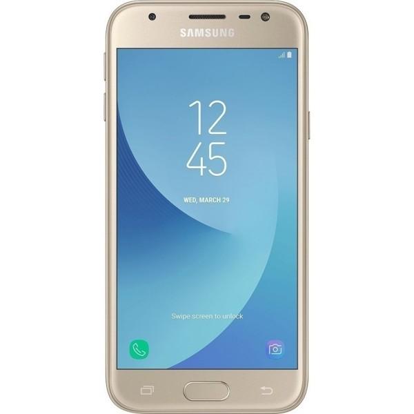 Samsung J330 Galaxy J3 2017 4G Single Sim Gold EU