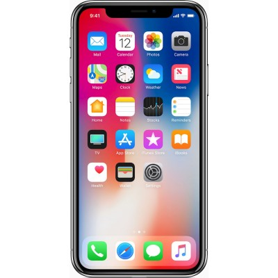 Apple iPhone X 256GB Space Gray EU