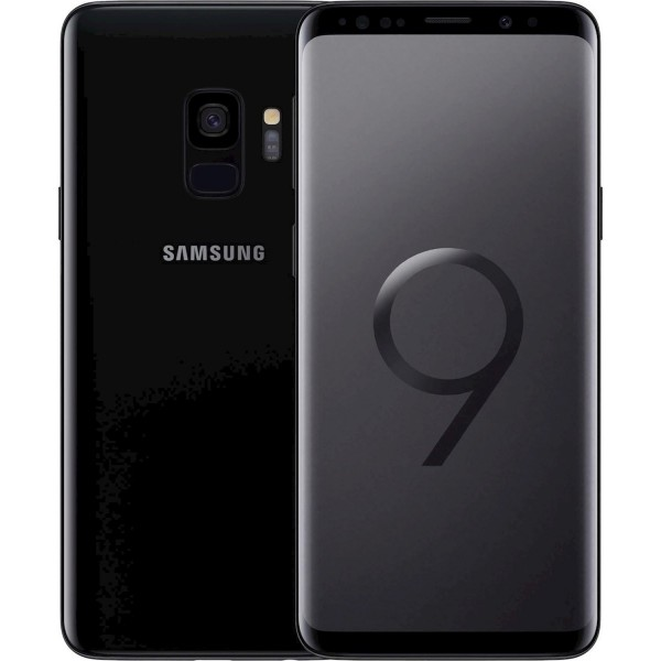 Samsung Galaxy S9 G960F Dual Sim 64GB LTE Black EU