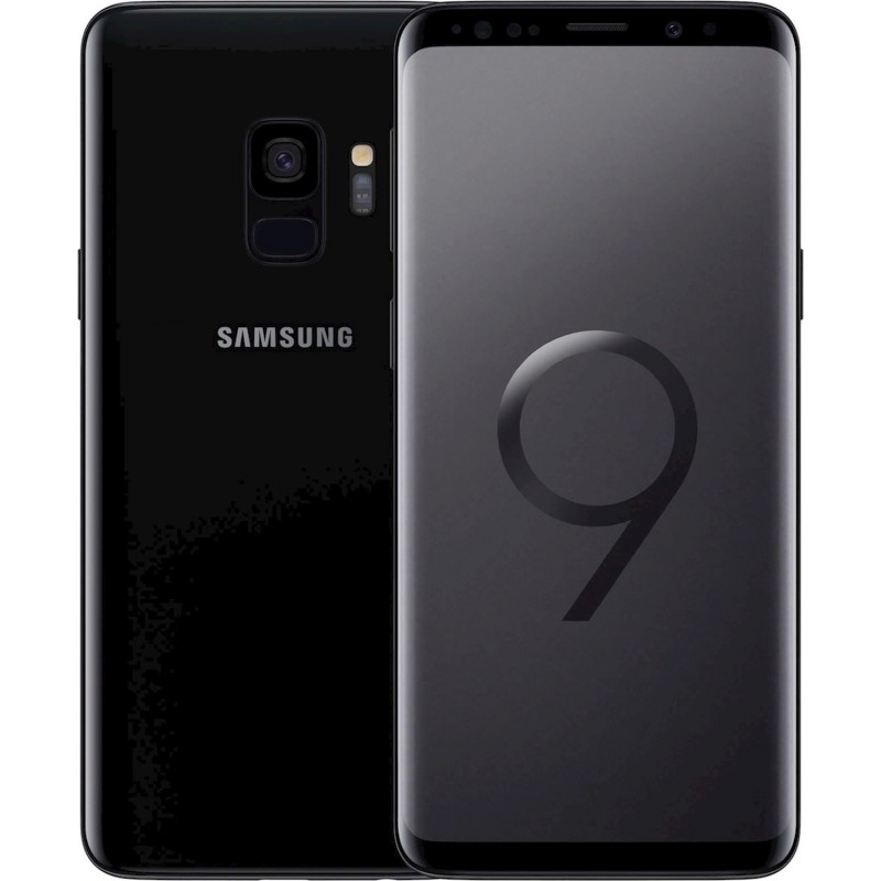 Samsung Galaxy S9 G960F Single 64GB LTE Black EU