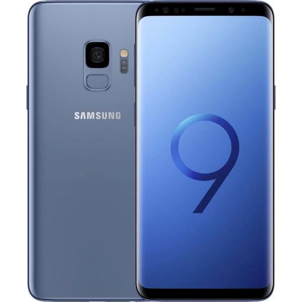 Samsung Galaxy S9 G960F Single 64GB LTE Blue EU