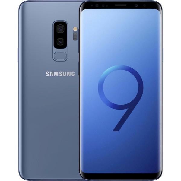 Samsung Galaxy S9 Plus Dual Sim 64GB LTE Blue EU