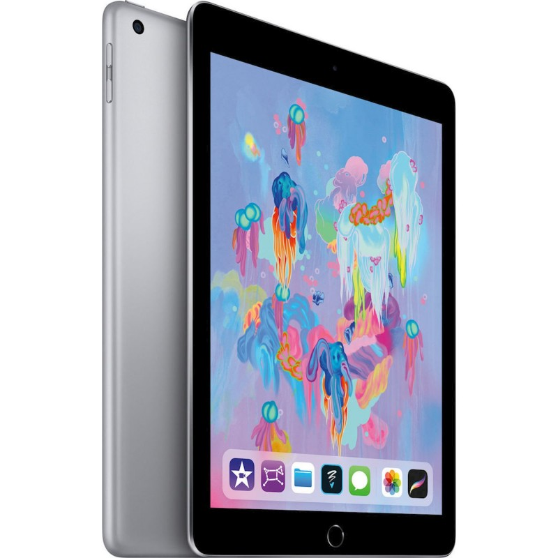 Apple iPad 9.7 (2018) 128GB Wi-Fi Grey EU