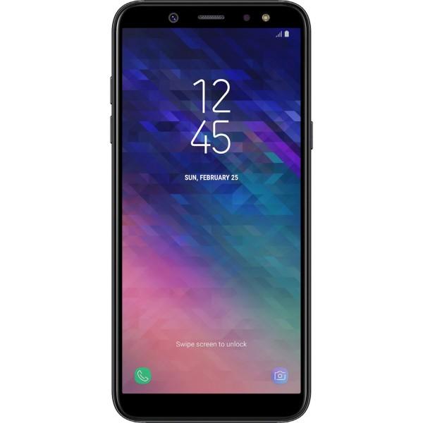 Samsung Galaxy A6 (2018) A600 Single Sim 32GB Black EU