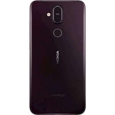 Nokia 8.1 4G 64GB Dual Sim Purple EU