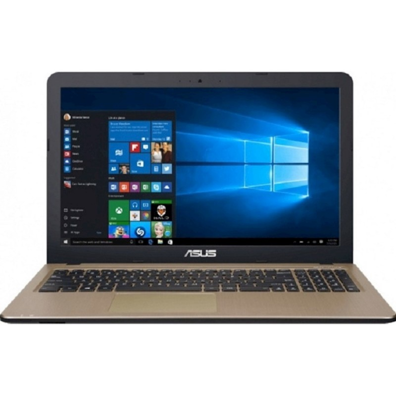 ASUS X540MA-DM132T - Laptop - Intel Celeron N4000 2.6 GHz 15.6