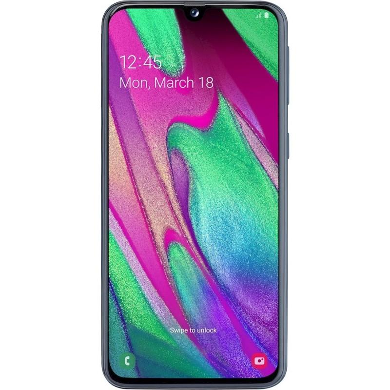 Samsung Galaxy A40 4GB/64GB Dual Sim Black EU
