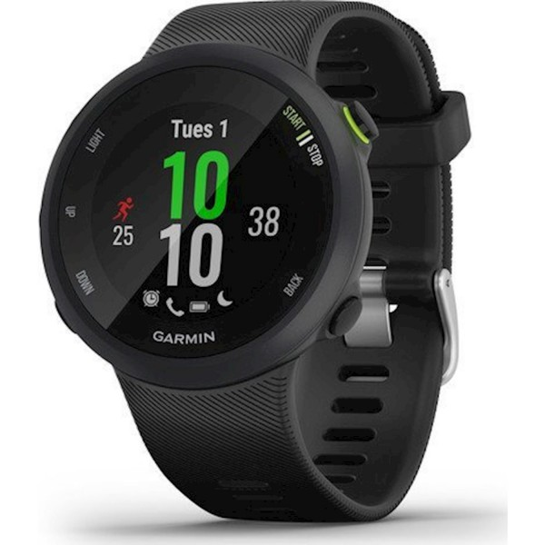 GARMIN GPS RUNNING WATCH FORERUNNER 45 Black