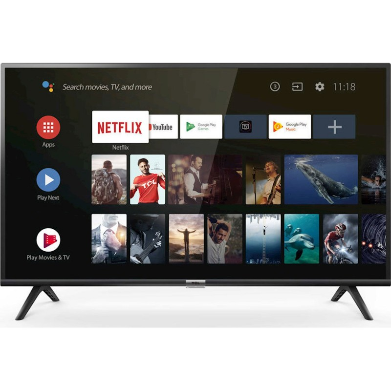 TCL 32ES560 Flat LCD SmartTV