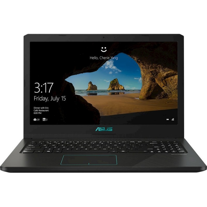 ASUS M570DD-WB701T Laptop AMD R7-3700U 2.3 GHz 15.6