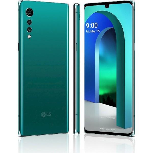 LG Velvet 5G Dual 128GB Gray EU