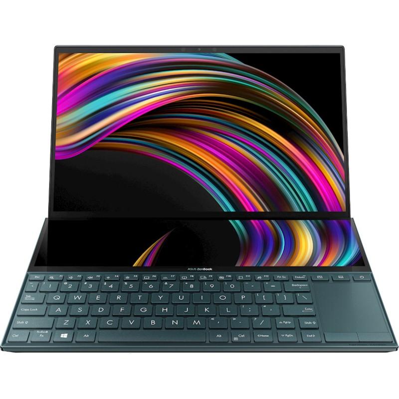 ASUS ZenBook Duo UX481FL-WB701R Laptop Intel Core i7-10510U 1.8 GHz 14