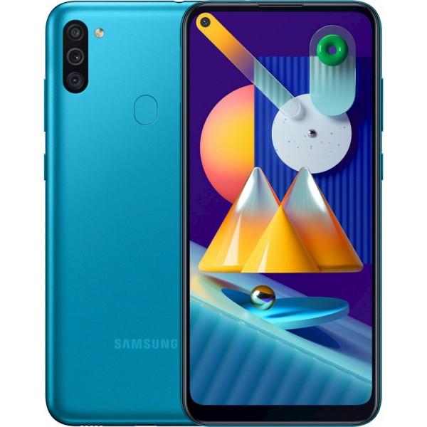 Samsung Galaxy M11 M115 Dual 32GB Blue EU
