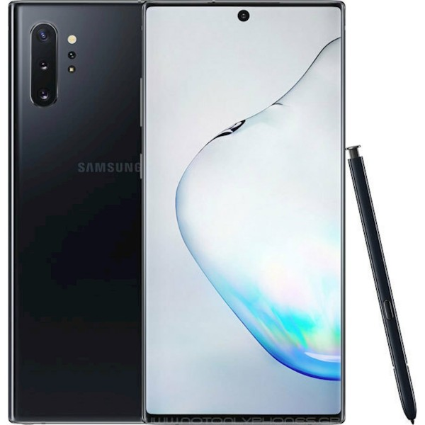 Samsung Galaxy Note 10+ 5G N976 256GB Black EU