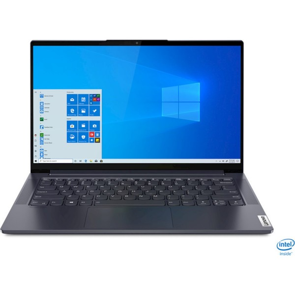LENOVO Yoga Slim 7 14IIL05 (82A100CXGM)  (i5-1035G4/16GB/512GB/Windows 10 Home)