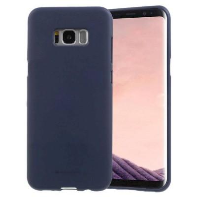 Goospery Soft Feeling για Samsung SM-G950F Galaxy S8 Μπλέ by Mercury