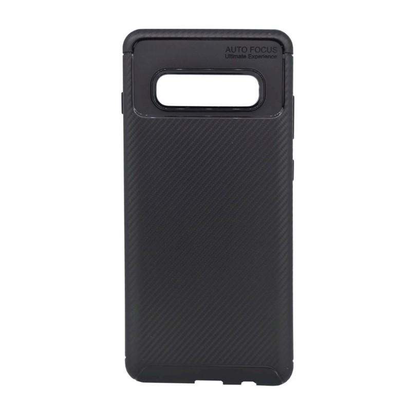 Θήκη AutoFocus Shock Proof για Samsung SM-G975F Galaxy S10+ Μαύρη