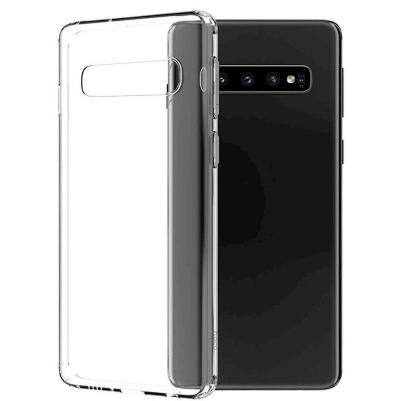 Θήκη Hoco Light Series TPU για Samsung SM-G975F/DS Galaxy S10+ Διάφανη