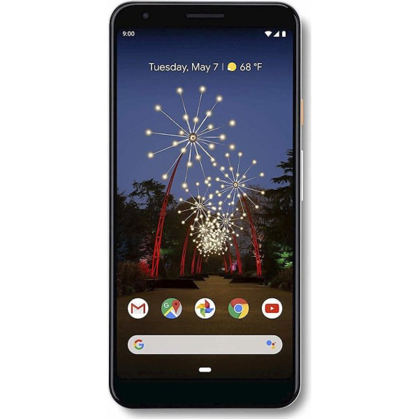 Google Pixel 3a XL Single Sim 64GB Black EU