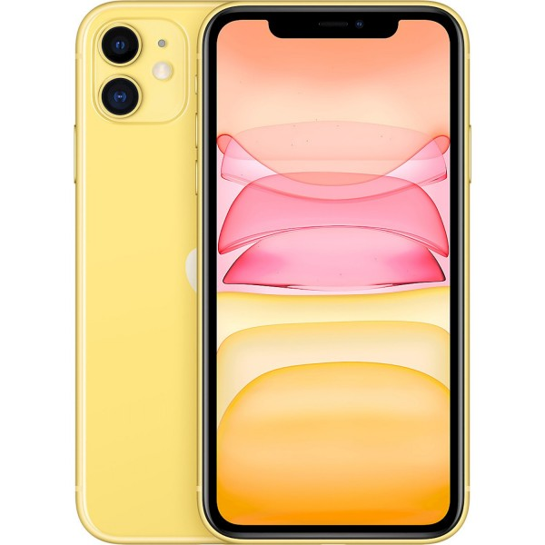 Apple iPhone 11 256GB Yellow EU