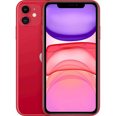 Apple iPhone 11 64GB Red EU