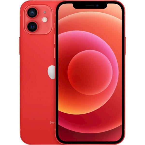 Apple iPhone 12 256GB Red EU