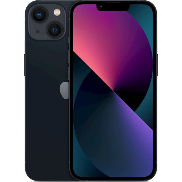 Apple iPhone 13 256GB Black EU