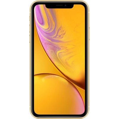 Apple iPhone XR 128GB Yellow EU