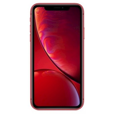 Apple iPhone XR 64GB Red EU