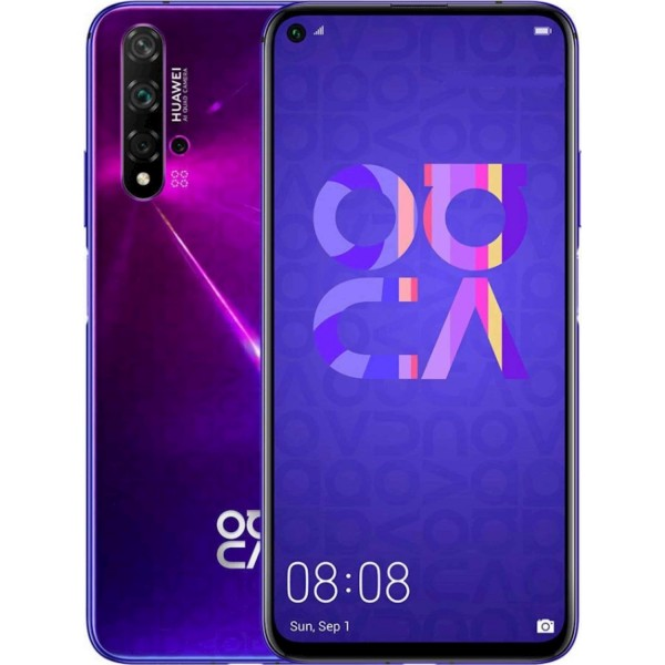 Huawei Nova 5t Dual Sim 6GB/128GB Purple EU