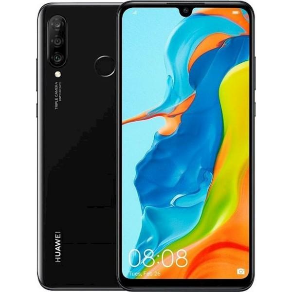Huawei P30 Lite Dual Sim 4GB 128GB Black EU