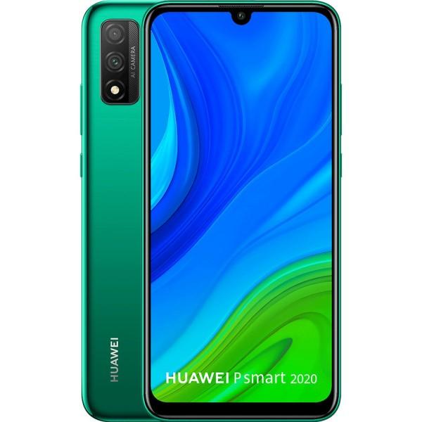 Huawei P Smart (2020) Dual Sim 4GB RAM 128GB Green EU