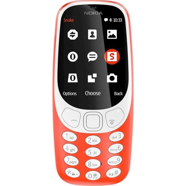Nokia 3310 (2017) Single Red EU