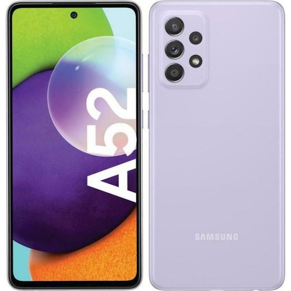 Samsung Galaxy A52 4G A525 6GB/128GB Dual Violet EU