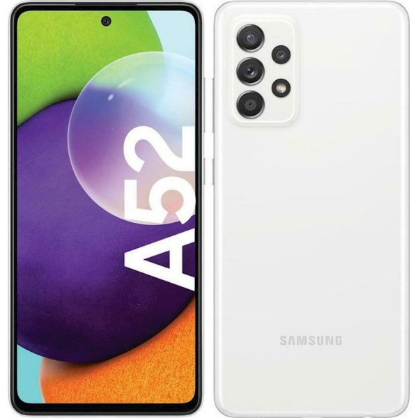 Samsung Galaxy A52 5G A526 8GB/256GB Dual White EU