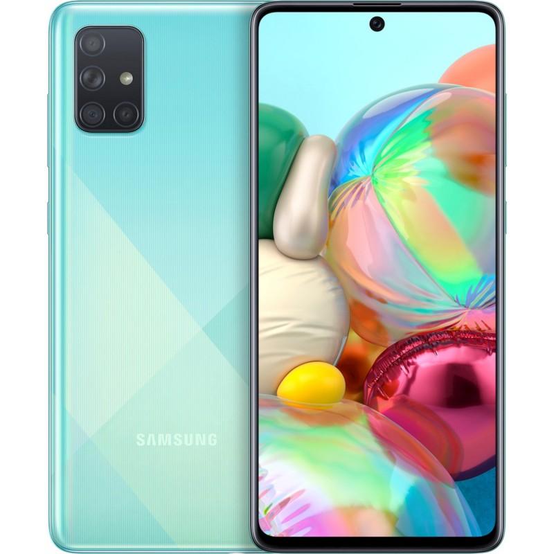 Samsung Galaxy A71 A715 Dual Sim 6GB RAM 128GB Blue EU