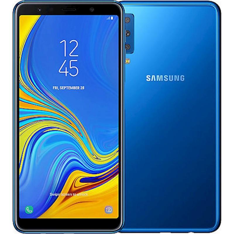 Samsung Galaxy A7 (2018) A750F Dual Sim Blue EU