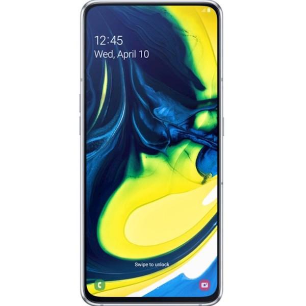Samsung Galaxy A80 A805 Dual Sim 8GB RAM 128GB White EU