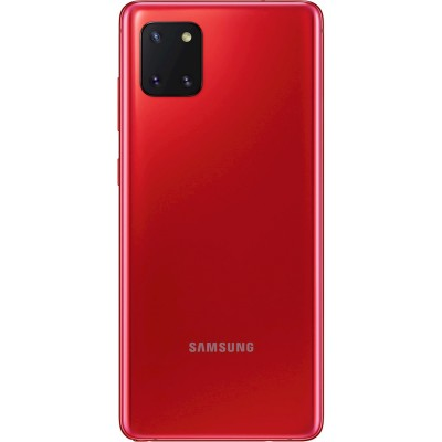 Samsung Galaxy Note 10 Lite N770 Dual Sim 6GB/128GB Red EU