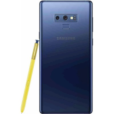 Samsung Galaxy Note 9 N960 Single Sim 512GB Blue EU