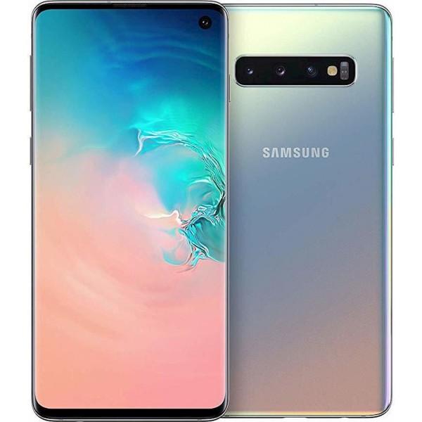 Samsung Galaxy S10+ G975F Dual Sim 128GB Silver EU