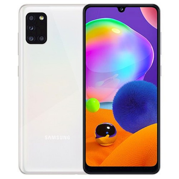 Samsung SM-A315 Galaxy A31 4GB/64GB White EU