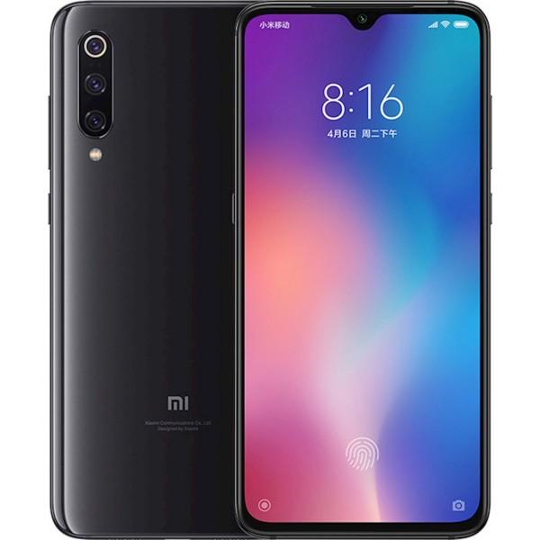 Xiaomi Mi 9 Dual Sim 6GB RAM 128GB Black EU