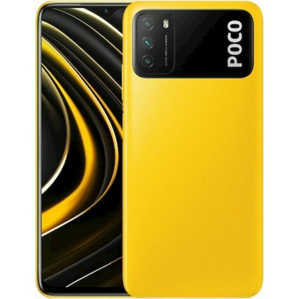 Xiaomi Pocophone M3 4GB/64GBDual Sim Yellow EU