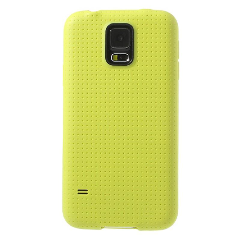 Dream Mesh Ancus θήκη Samsung Galaxy S5 Κίτρινο
