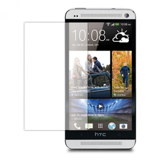 HTC One M7 Ζελατίνα προστασίας