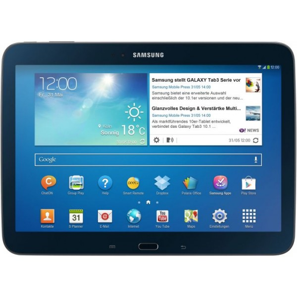 Samsung Galaxy Tab3 10.1 P5210 WiFi 16GB black EU