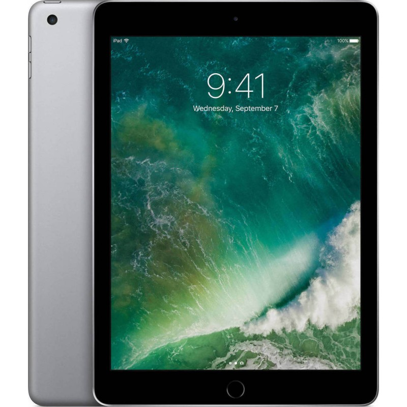 Apple iPad (2017) 128GB Wifi Space Grey EU